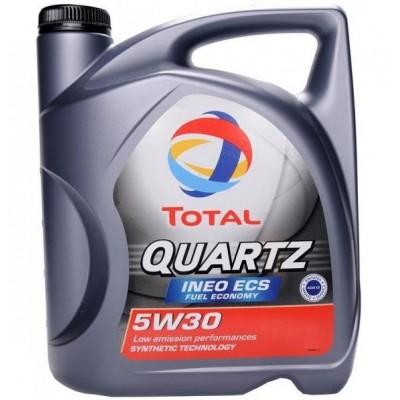 Total Quartz Inoe İneo Ecs 5W 30 4 Litre
